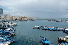 Port of Gallipoli (grannie annie taggs) Tags: italy gallipoli bellitalia