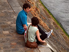 couple on seine