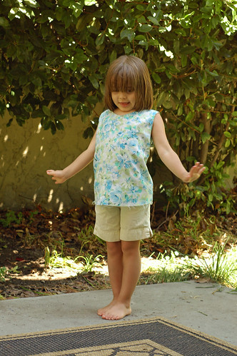 Carefree Clothes for Girls - Chemise