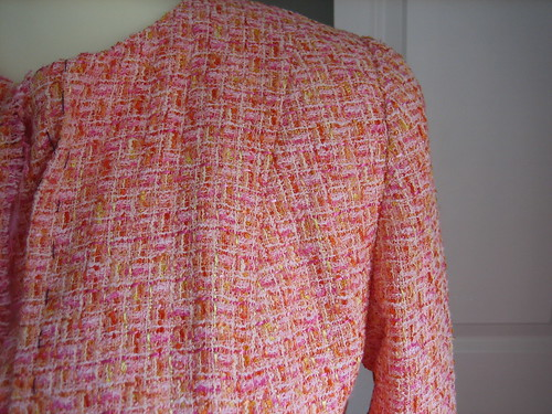 Nashville Chanel left front pattern
