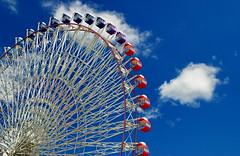 [フリー画像] イベント・行事・レジャー, 遊園地・テーマパーク, 観覧車, 台湾, 201008061700