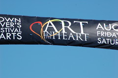 Art In The Heart in Downtown Vancouver, WA