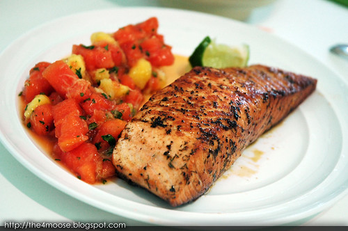 National Day Luncheon - Tropical Salmon