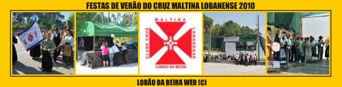 FESTAS DE VERÃO DO CRUZ MALTINA LOBANENSE