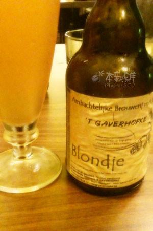'T GAVERHOPKE Blondie 6.8%