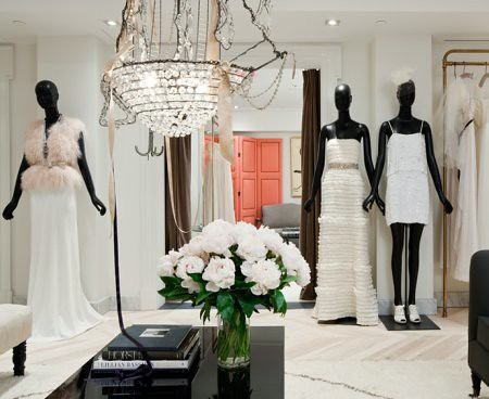 J. Crew Bridal Salon