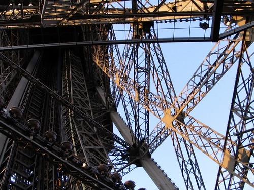 La Tour Eiffel--Piece of Sun
