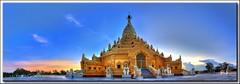 Swe Taw Myat, Buddha Tooth Relic Pagada