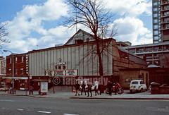 86 Hampstead Cannon 10 (stagedoor) Tags: uk england cinema london classic architecture teatro kino theater theatre cine scanned cannon abc hampstead auditorium greaterlondon pondstreet pictureplayhouse