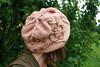 Skeleton Key Slouchie Tam (sand_and_sky) Tags: men wool hat dreadlocks women knitting natural handmade knit knitted dreads unisex tam dreadlock handkint dreadtam