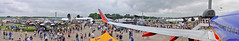 Aeroshell Square Panorama (Southwest Airlines) Tags: southwestairlines swa