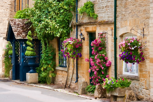 In a small Cotswold town, by hans s. Used under Creative Commons - click pic for link.