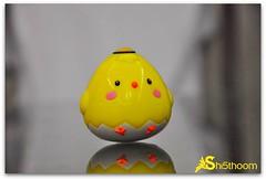 Still life ~ (i5) Tags: life yellow still chick picnik 2010 nickon d90
