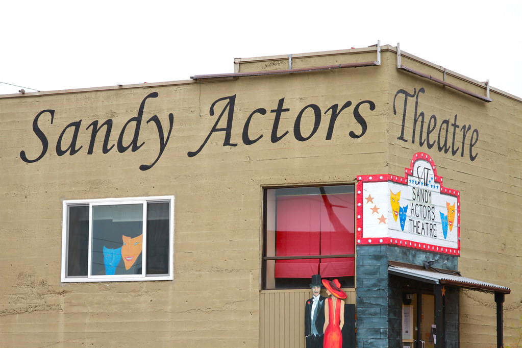 Image result for sandy actors theater