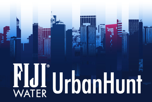 FIJI Water Urban Hunt