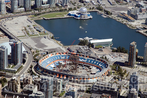 BC Place Stadium construction update