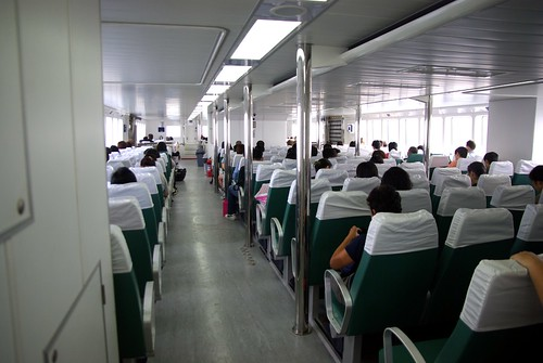 Onboard Sea Superb 海永