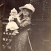 Margaret Elizabeth McKee Hinson with granddaughter Margaret Tate