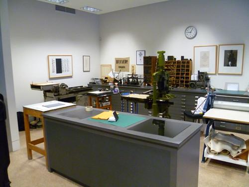 Otago Uni Print room 2