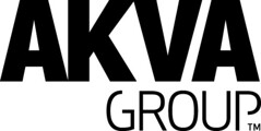 AKVA group Secondary Logo - Black (AKVAgroup) Tags: logo graphics icon trademark brand branding akva akvagroup