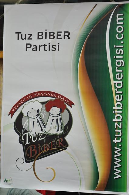 TuzBiber Dergisi Yaz Partisi