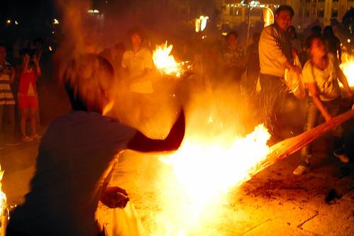 Dali fire festival