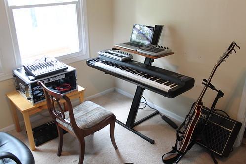 32/52: studio reorganization