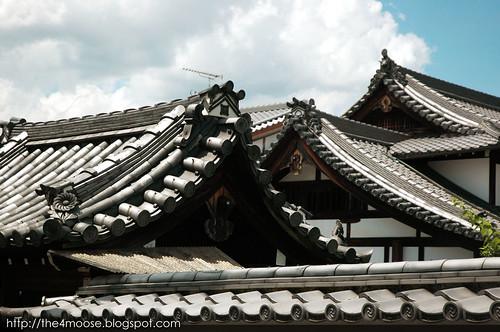 Higashiyama 東山区 - Yakasa Dori