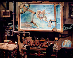 Captain Nemo's Office