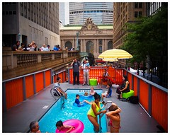 Swimming Under Grand Central