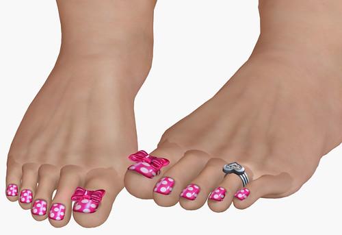 L+R+W (Barefoot)