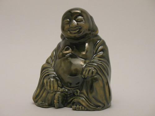 Buddha in Green