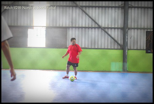 North vs South Futsal