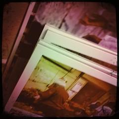 Israel auf Tasche! - alle Fotos auf Kapa-Platten aufgezogen. Bereit fürs Aufhängen!