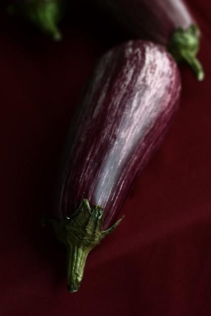 Zebra Eggplants