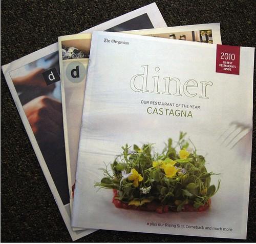 Oregonian Diner guide