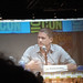 Comic-Con 2010 - Resident Evil: Afterlife panel - Wentworth Miller