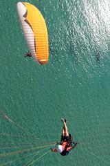 Biplace Lulu & Géraldine (boleroplus) Tags: paragliding parapente