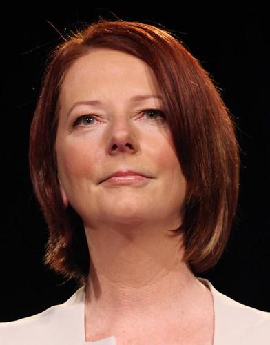 Prime Minister Julia Gillard (25)