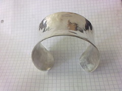 Anticlastic Bangle