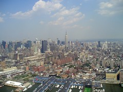 New York Skyline (SamMeyrick27) Tags: new york city newyorkcity usa newyork building skyline america state empire empirestatebuilding states