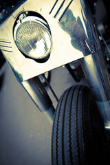 (shimobros) Tags: show bike japan canon vintage eos tokyo chopper mc motorcycle hotrod mk2 odaiba custom d5 2010 swapmeet  mark2 bobber  mooneyes adobelightroom