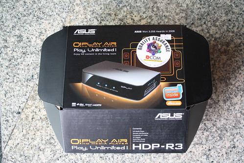 Asus OPlay Box