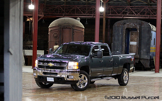 auto car truck pickup automotive chevy ©2010russellpurcell 2011chevroletsilveradohd