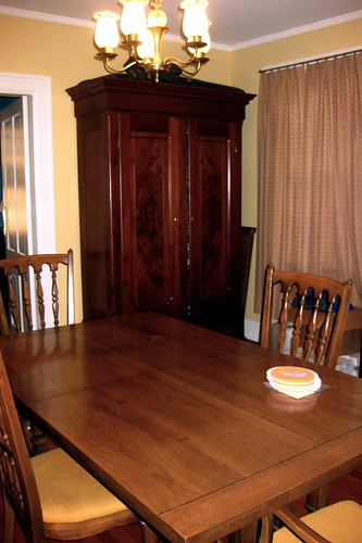 Dining Room -before