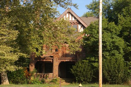 John T. Gill residence