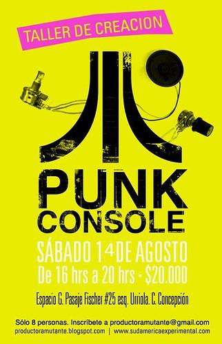 Taller de Atari Punk Console
