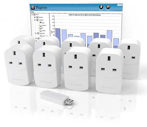 ZigBee Plugwise Smart Sockets