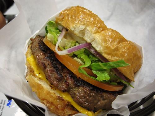 Kalbi Burger