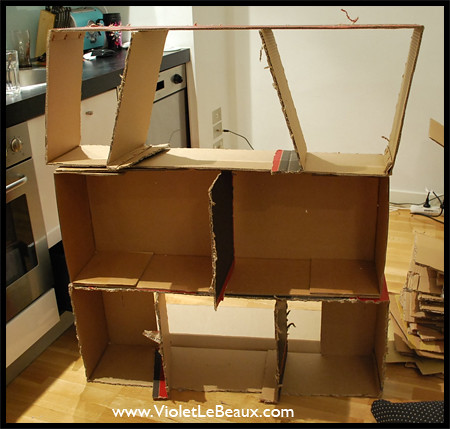 Box furniture tutorials